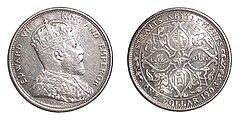 壹圓銀貨、1903年