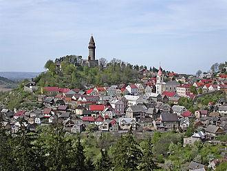 Moravian-Silesian Region - Image: Stramberk