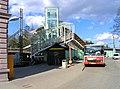 Strančice, Railway station 3.jpg