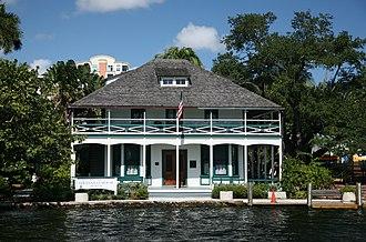Broward County, Florida - Stranahan House, Fort Lauderdale
