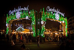 Strasbourg Christkindelsmärik 30 nov 2014