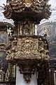 Straubing, Karmelitenkirche, Pulpit 004.JPG