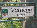 Street sign. - Tamási, Hungary.JPG