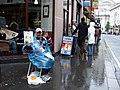 Street vendor, Longacre - geograph.org.uk - 452722.jpg