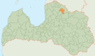 Strenči Municipality Municipality of Latvia