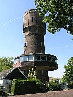Strijen Municipality in South Holland, Netherlands