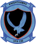 Strike Fighter Squadron 136 (US Navy) insignia c1985.png
