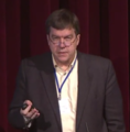 Stuart Ray at Wikiconference USA 2015.png