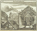 Sukkot, 1724, from Juedisches Ceremoniel.jpg
