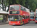 Sullivan Buses bus ALX5 (V142 MEV), 1 September 2013.jpg