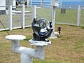 Sunshine recorder at Lanyu Weather Station 20100912.jpg