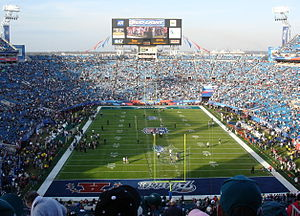 EverBank Field - Super Bowl XXXIX