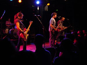 Superchunk - Superchunk performing at Cat's Cradle, September 1, 2006