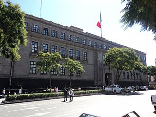 Supreme court of Mexico