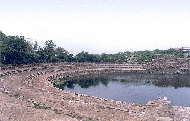 Surajkund Structure
