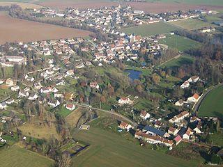 Maisoncelles-en-Brie Commune in Île-de-France, France