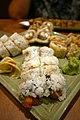 Sushi 101 - spicy salmon (4735485090).jpg