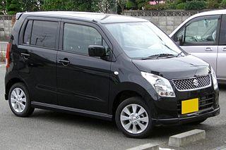 Suzuki Wagon R Motor vehicle