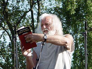 Svend Aage Madsen - Svend Åge Madsen (Aarhus 2010) Photo Hreinn Gudlaugsson