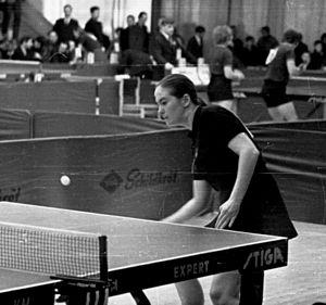 Svetlana Grinberg - Svetlana Grinberg in 1972