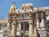 Swaminarayan Temple, Gadhada - panoramio.jpg