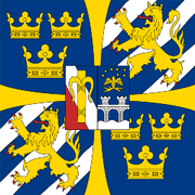 The Personal Command Sign of H.M. the King of Sweden.