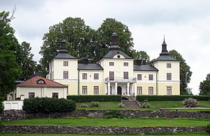 Stenhammar Palace - Image: Swedish castle Stenhammar