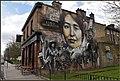 Sylvia Pankhurst Mural @ Bow East London 2018 (40961222402).jpg