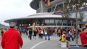 Galatasaray S.K. - Galatasaray Store at Türk Telekom Stadium