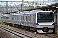 Tōhoku Main Line kuroiso station E531.jpg