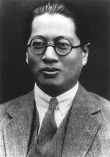 T. V. Soong Chinese politician