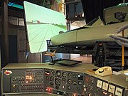 The TL39 3-DoF motion simulator with IOS at MAI University