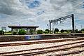 TRA Jhuifen Station PlatformOne.jpg