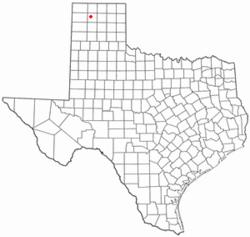 Map Of Dumas Texas