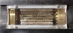 Optacon - Fig. 2 Optacon Tactile Array