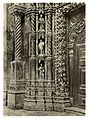 Tafel 095a Sebenico - Dom, Detail Hauptportal - Heliografie Kowalczyk 1909.jpg