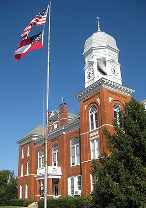 Taliaferro County Courthouse, gelistet im NRHP Nr. 80001242[1]
