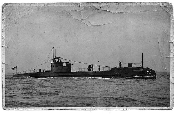 HMS Tally-Ho was one of several British T-class submarines patrolling the Strait of Malacca. Tally-ho.jpg