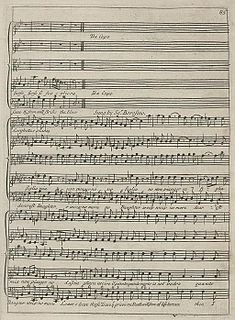 Aria Musical piece for a single voice as part of a larger work
