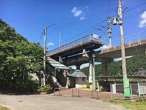 Tantetsu Shimoamazu Station.jpg