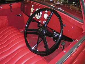 Tatra 97 - T97 interior