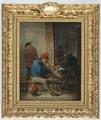 Tavern Scene with Smokers (David Teniers d.y.) - Nationalmuseum - 137952.tif