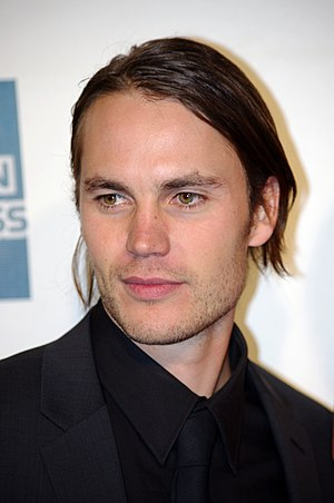 English: Taylor Kitsch at the 2011 Tribeca Fil...