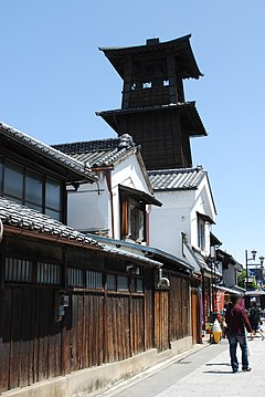 Tbelfry of Kawagoe,Tokinokane,Kawagoe-city,Japan.jpg
