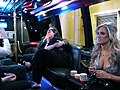 Teagan Presley on the 2010 AVN Party Bus.jpg