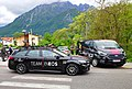 Team Ineos support cars (2019 Giro d'Italia).jpg