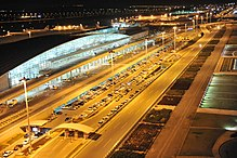 Tehran IKIA at Night.jpg