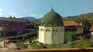 Islam in Bosnia and Herzegovina - Tekija of Pehare, Zenica