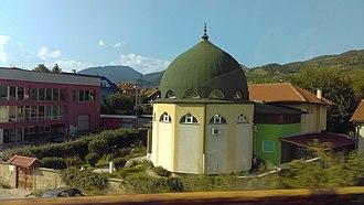Islam in Bosnia and Herzegovina - Tekija of Pehare, Zenica