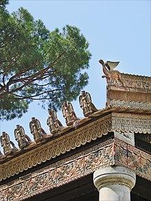 Etruscan Architecture Wikipedia